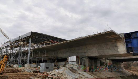Obilaznica oko Beograda: Dobanovci-Bubanj Potok, Leva traka, Most 10