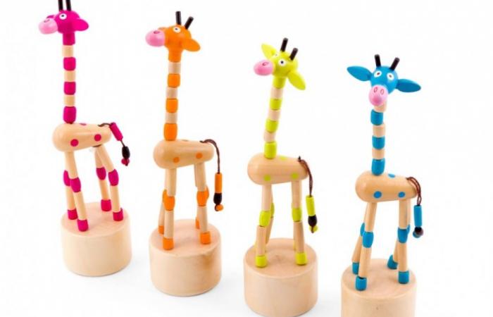 Pino toys zirafice igracke za decu