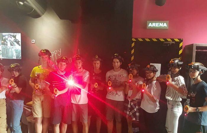 Predator laser tag igraonica za decu i odrasle Beograd 3
